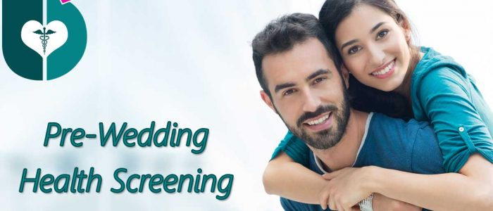 Pre Wedding Health Screening Project Inauguration